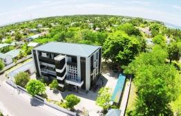 Secretariat of Addu City Council.  PHOTO: MIHAARU.