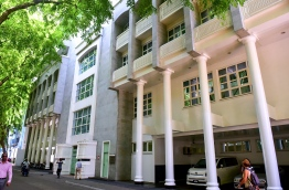 maldives president office