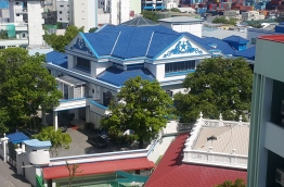Overhead view of the Supreme Court. FILE PHOTO/MIHAARU