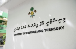 The headquarters of the Ministry of Finance in the capital city of Maldives. PHOTO: MOHAMED SHARUHAAN/ MIHAARU