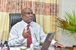 Civil Court's Chief Judge Abdulla Ali. FILE PHOTO: NISHAN ALI / MIHAARU