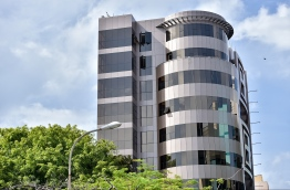 Allied Insurance's office location in the capital city of Male'. PHOTO: NISHAN ALI/ MIHAARU