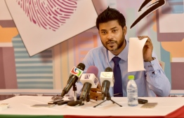 PPM Press Conference - Spokesperson Ibrahim Muaz Ali