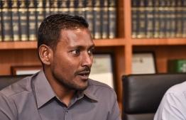 Lawyer Hussain Shameem