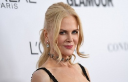 Nicole Kidman attends Glamour's 2017 Women of The Year Awards at Kings Theatre on November 13, 2017 in Brooklyn, New York. / AFP PHOTO / ANGELA WEISS