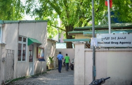 National Drug Agency (NDA) which offers rehabilitation and reintegration programmes for drug abusers. PHOTO: MIHAARU