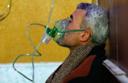 The Syrian government has denied the chemical attacks and slammed investigative reports into the attacks as misleading. FILE PHOTO/AFP