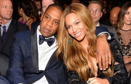One of music's most famous couples, Beyonce and Jay-Z. PHOTO: MIHAARU FILE PHOTO