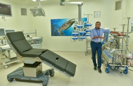 Inside the Hassan Ibrahim Tier of Excellence in Cardiovascular Care and Theatre Complex (HITECC)