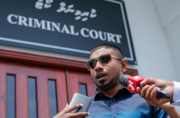 Jailed lawmaker Ahmed Mahloof.