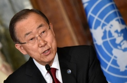 Secretary-General of United Nations, Ban Ki-Moon