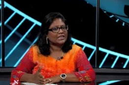 The newly appointed Deputy Leader of MUO, Shifa Mohamed