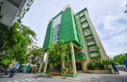 MIRA head office in Male' City. FILE PHOTO/MIHAARU