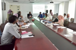 A meeting of the Tobacco Control Board. FILE PHOTO/MIHAARU