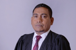 Judge Shujau Usman of the High Court's southern branch in S. Meedhoo.