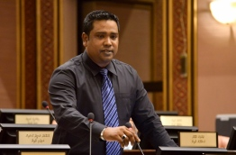 Lawmaker Mohamed Ismail PHOTO:Parliament