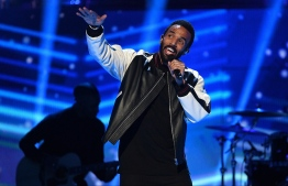 British singer-songwriter Craig David performs at The Queen's Birthday Party concert at the Royal Albert Hall in London on April 21, 2018 on the occassion of Britain's Queen Elizabeth II's 92nd birthday.  Andrew Parsons / POOL / AFP
