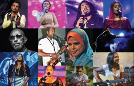 Musicians of the Maldives, and the heirs to their legacies. PHOTO: VARIOUS (See Article).