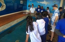 Marine Discovery Centre in Koh Phi Phi Island. PHOTO: MIHAARU