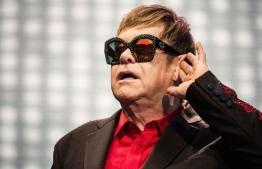 ZURICH, SWITZERLAND - JULY 12:  Elton John performs at Live at Sunset on July 12, 2017 in Zurich, Switzerland. (Photo by Remy Steiner/Redferns)