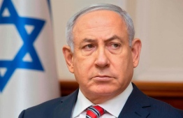 "Benjamin Netanyahu ""Protest as much as you want But We will not give any room for violence"" - Image: AFP"