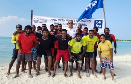 FINA Open Water Swimming clinic. PHOTO/SWIMMING ASSOCIATION