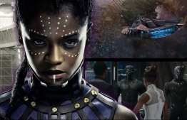 First introduced to the cinematic marvel universe as the sister of Black Panther in 2018's blockbuster hit, Shuri's character is widely regarded as one of the most (if not the most) intelligent of the Marvel Cinematographic Universe. PHOTO: JANET VAN DYNE / AMINO