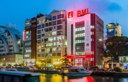 Bank of Maldives Ltd (BML) head office at Male City. PHOTO: Bank of Maldives (BML)