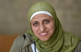 Dareen Tatour, 36, was arrested in October 2015 for three social media publications. PHOTO: PALESTINE CHRONICLES