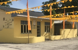 The MDP Flags at Kolamaafushi were the first incident, leading up to the attack at PPM Campaign Office.