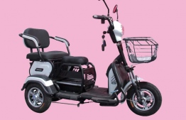 Lotus Bike Shop has decided to donate electric tricycles for people with disabilities.