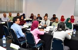 A training programme held by CMDA. PHOTO/CMDA