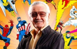 Famed comic book writer Stan Lee, who began his career at Marvel Comics passes away at age of 95. IMAGE: WIKIPHOTOS
