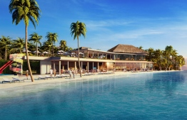 Hard Rock Hotel being developed at the reclaimed Emboodoo Lagoon