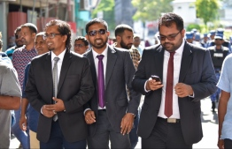 Some popular lawyers of Maldives. PHOTO: MIHAARU