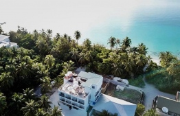 Bliss Dhigurah, a guesthouse located in Dhigurah, Adh Dhigurah. PHOTO: THE EDITION