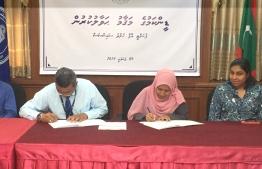 MNU assigns new dean for FHS, Dr Fazeela Waheedh. PHOTO: LAMYA ABDULLA / MIHAARU