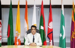 Dr Sunil Motiwal, Chief Executive Officer of the SAARC Development Fund