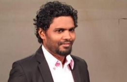Deputy Minister of Transport and Civil Aviation Shimaz Ali. PHOTO: AHMED HAMDHOON/ MIHAARU