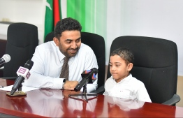 HEALTH MINISTER AMEEN / BONE MARROW TRANSPLANT / THALASSEMIA PATIENTS