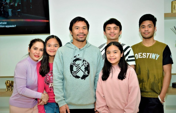 Pacquiao tells son: 'You don't need to box' - The Edition