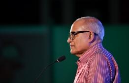 Faris maumoon Majlis election 2019 campaign / maumoon abdul gayoom