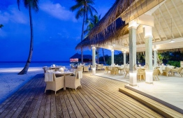 The Baa Haa Grill in Finolhu Maldives. Finolhu Maldives was recently sold over to German company Seaside Hotels and Resorts for USD 90 million with JLL acting as the broker. PHOTO/FINOLHU MALDIVES