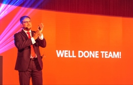 Ooredoo Maldives' MD and CEO Najib Khan. PHOTO: OOREDOO
