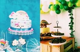 Collection of confectioneries offered by Ribbons n Balloons. PHOTO: RIBBONS N BALLOONS