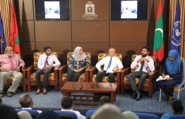 International Day for Biological Diversity 2019 panel discussion and Q and A. PHOTO: MINISTRY OF ENVIRONMENT