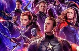 Promotional poster for Marvel's Avengers: Endgame. PHOTO: AVENGERS ENDGAME / MARVEL STUDIOS