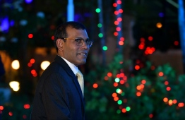 Former President of Maldives and Speaker of Parliament Mohamed Nasheed. PHOTO: HUSSAIN WAHEED / MIHAARU