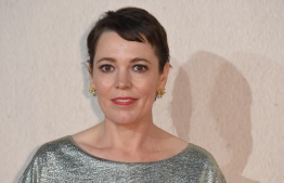 "(FILES) In this file photo taken on October 18, 2018 British actor Olivia Colman poses upon arrival for the UK premiere of the film ""The Favourite"" during the BFI London Film Festival in London. - Oscar-winning actress Olivia Colman, who will perform Queen Elizabeth II in the series ""The Crown"", was honored by the Sovereign for her contribution to the influence of British culture. (Photo by Anthony HARVEY / AFP)"