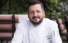 Chef Colin Clague of Rüya Dubai. PHOTO: COCO COLLECTION.